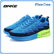 2016 ONKE Mens Sports Shoes Flyknite Running Shoes Women Sneakers Men Breathable Outdoor Sports Shoes Free Sports Run Shoes