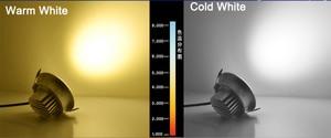 Image 5 - عكس الضوء LED النازل 5 واط 7 واط 9 واط بقعة LED النازل إضاءة جدارية ليد قابلة للخفت بقعة راحة أسفل أضواء لغرفة المعيشة 110 فولت 220 فولت