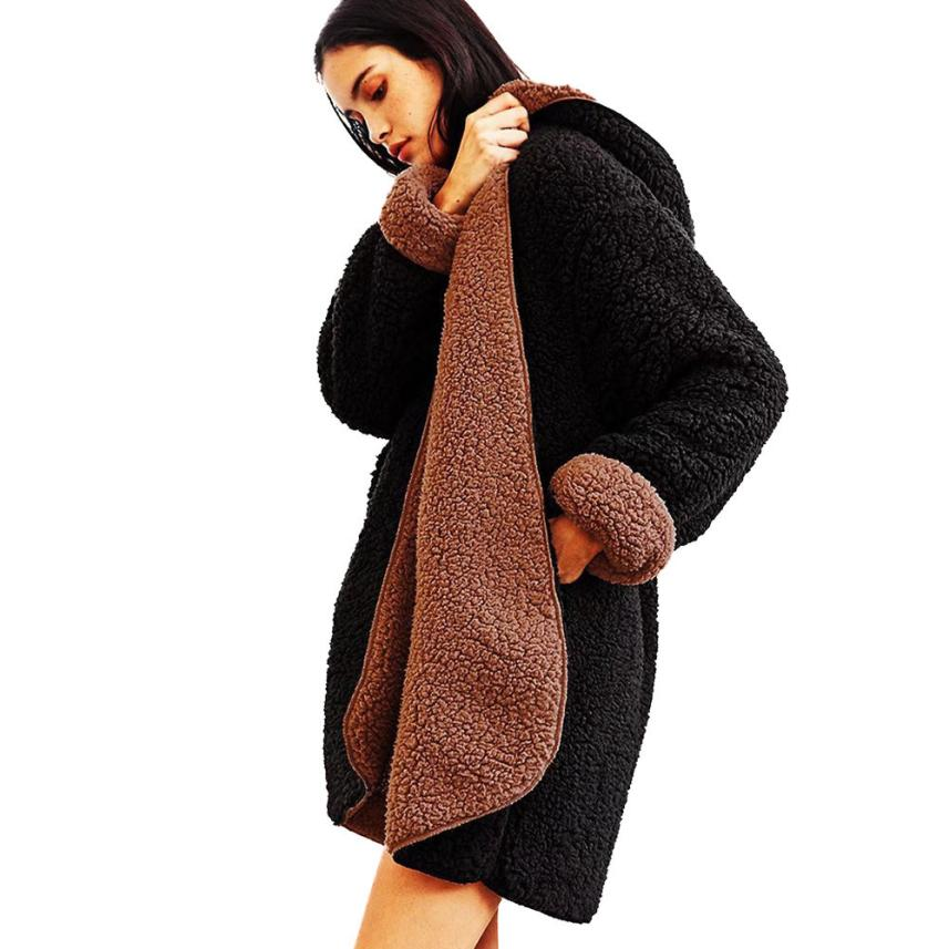 Nueva Black Otoño Invierno Streetwear Caliente De Mujeres Khaki xA0EEP