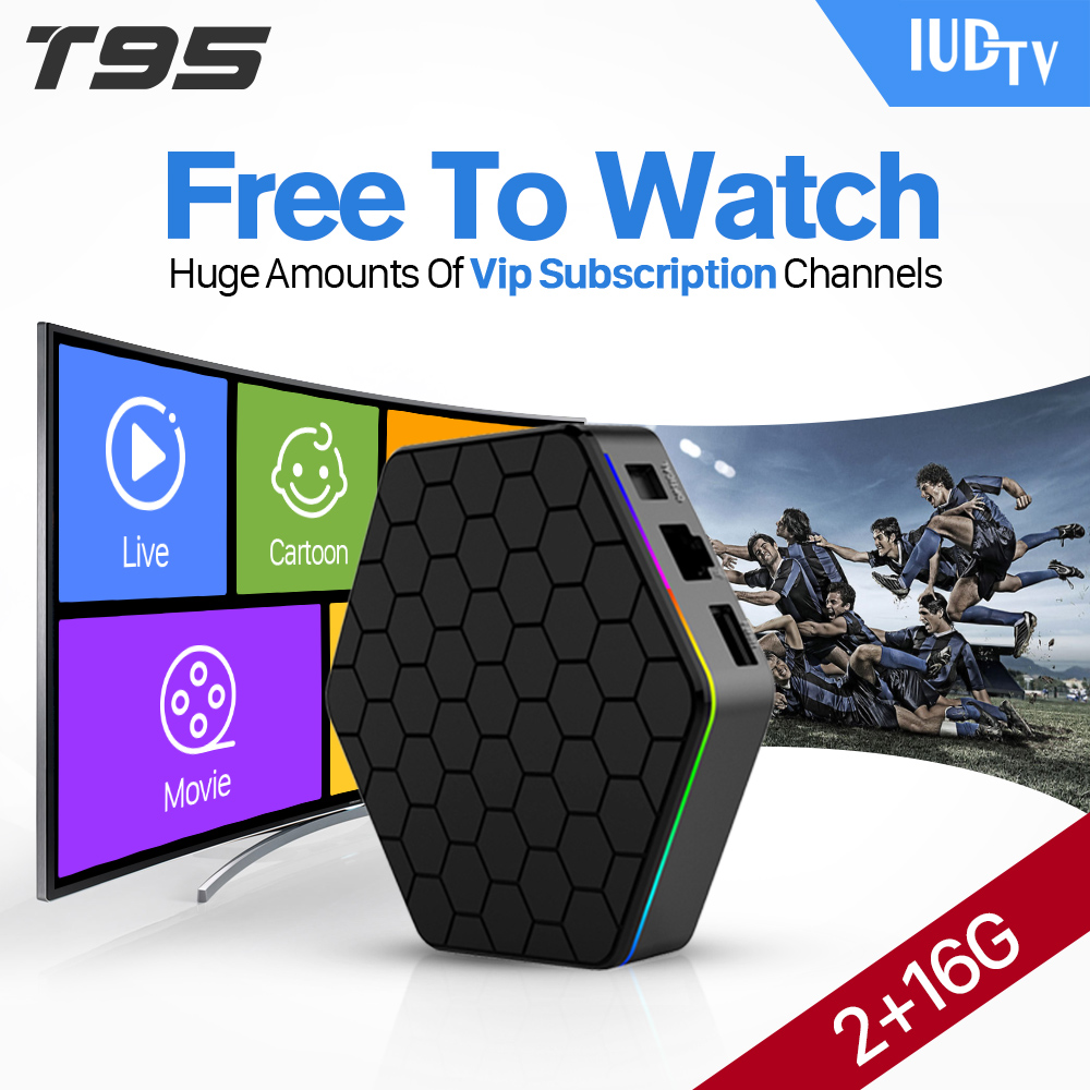 T95Zplus Android Box Full European UK Italy EX-Yu IPTV Arabic Sport Channels Smart TV Media Player S912 Octa-core Set Top Box 1year iptv t95n set top box italy uk de european iptv box for spain portugal turkish netherlands smart tv box shipping
