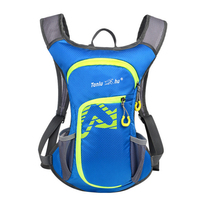 Small 10L Ultralight Waterproof Runnings Cycle Hydration Backpack (Optional 2L Water Bladder) Professional Bicycle Back Bags
