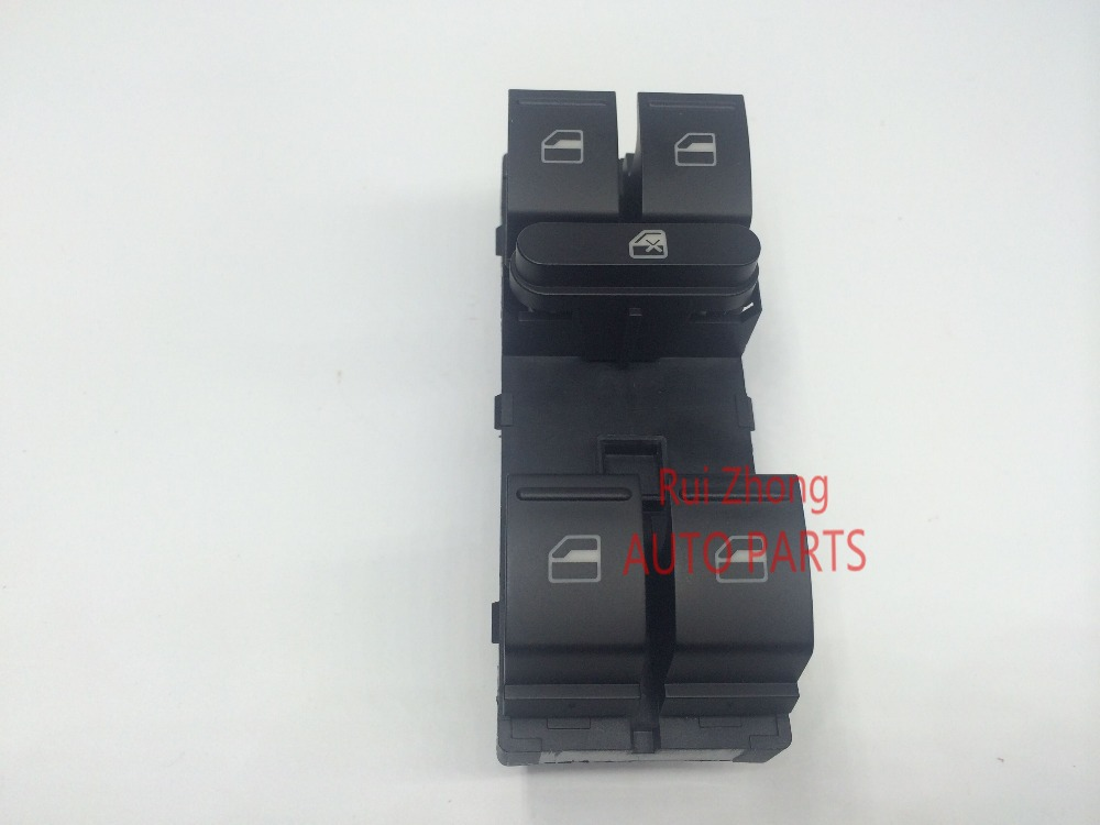 OEM vw touareg Electric Power Window Master Control Switch for wolkswagen font b accessories b font