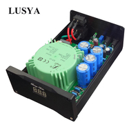 Lusya SUPER 3.5A Dual Output Low Noise DC Linear Regulated Power Supply 25W Output DC5V 9V 12V 24V T0540