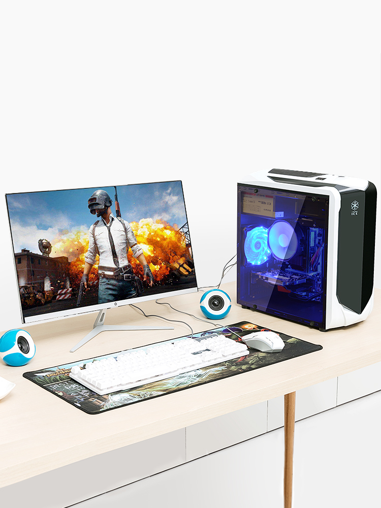 Intel I5 8500/GTX1050Ti Desktop Computer Core I5/ Gaming Pc Desktop Computer//desktop Computer For Sale