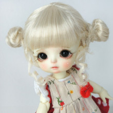 8 Bjd wig synthetic mohair wig cute style   lati azone