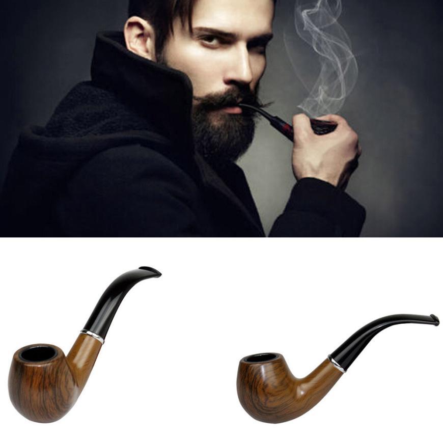 Retro Vintage Resin Smoking Pipe