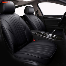 цены на Ynooh car seat covers for dacia duster 2018 logan dokker sandero stepway covers protector accessories for vehicle seat  в интернет-магазинах