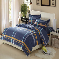 Luxury 100% Cotton Comforter Printing Bed Quilt Cover Duvet Cover Bedcover for Wedding Home Decoration