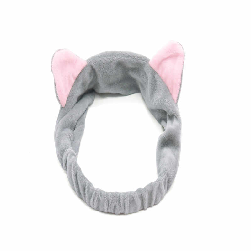 Ears Tools Daily Hair Headbands Party Makeup Party Hairband Accessories Gift Vacation Headdress Cute Cat Life Women