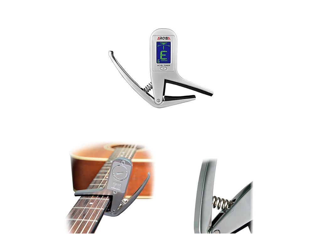 standard guitar tuner capo- guitarmetrics