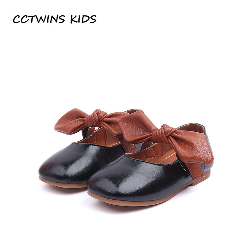 CCTWINS KIDS 2018 Autumn Toddler Gneuine Leather Shoe Baby Girl Butterfly Mary Jane Children Fashion Princess Flat GM2104 cctwins kids 2018 spring fashion pink princess butterfly shoe children genuine leather mary jane baby girl party flat gm1942