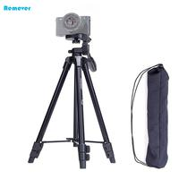 New Professional Video Camera Camcorder Tripod With Tripod Head Camera Accessories Stand Mount For DSLR SLR