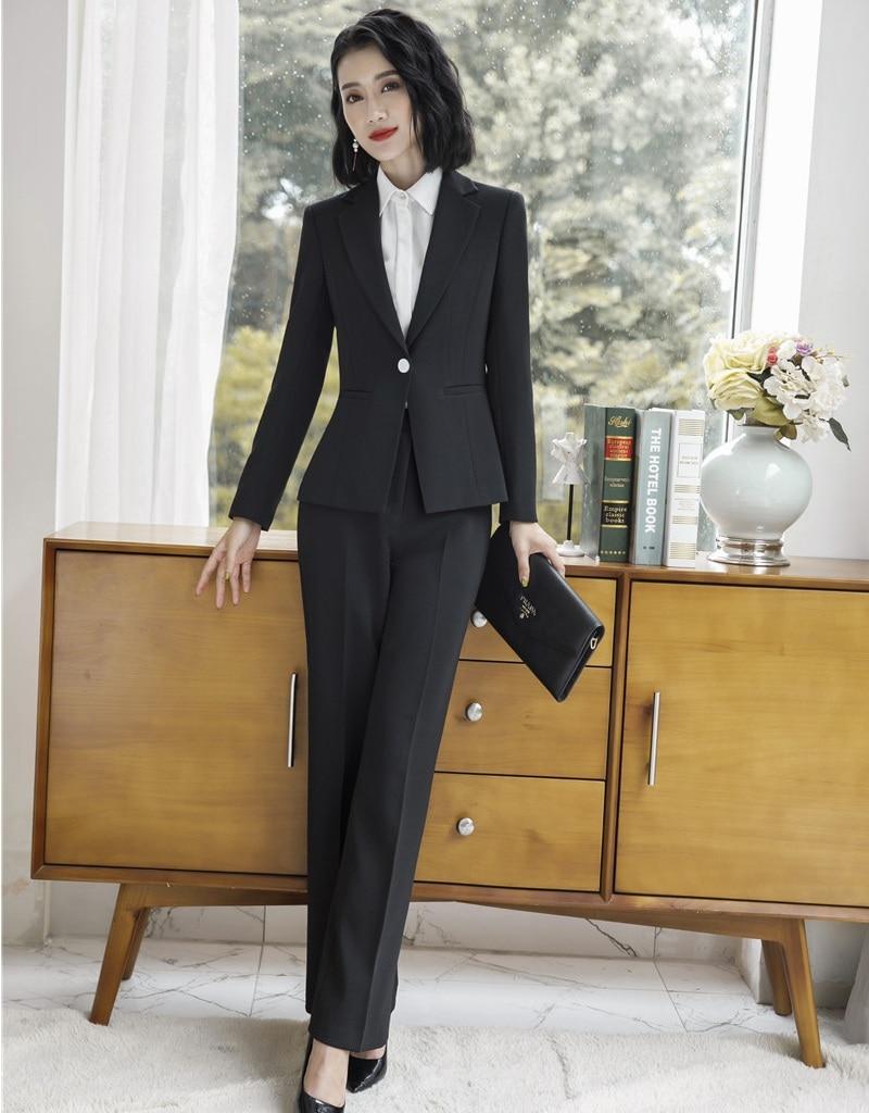 Vestiti Stili 2019 Con Del Delle Giacca Affari Formali Di Lavoro Set Uniforme Vestito Signore Sportiva Mutanda Donne Bianco Eleganti Estate Ufficio Usura qqO4r1