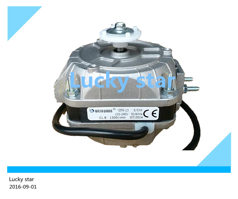 100% new for good working High-quality for refrigerator YZF 5-13 33W Fan Motor цепочка page 2