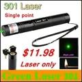[ReadStar] RedStar 301 Красный Зеленый высокая мощность 1 Вт лазерная указка Лазерная ручка Лазера одной точке только без 18650 аккумулятор и зарядное устройство
