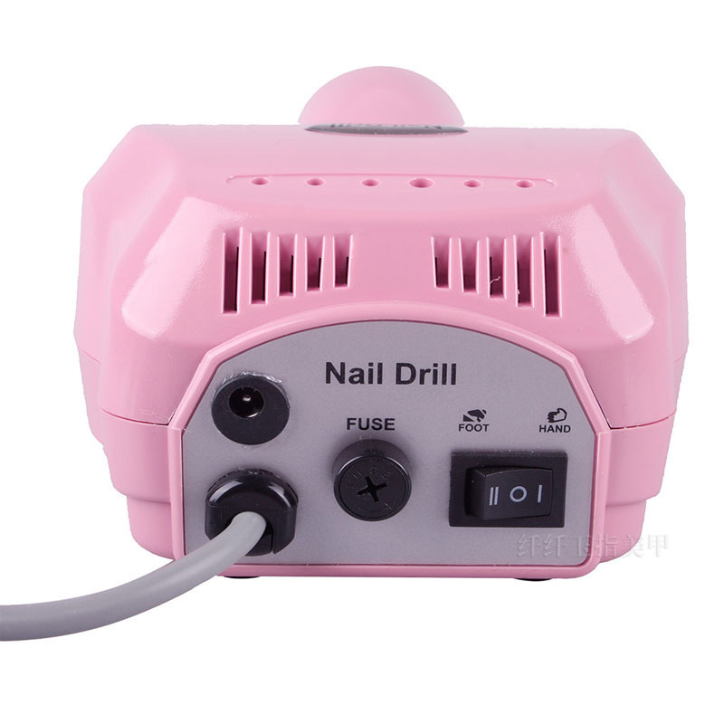 35000Rpm Electric Nail Drill Bits Manicure Pedicure Nail Tool Milling Dril Machine Nail Files Electric Polisher Manicure Machine35000Rpm Electric Nail Drill Bits Manicure Pedicure Nail Tool Milling Dril Machine Nail Files Electric Polisher Manicure Machine