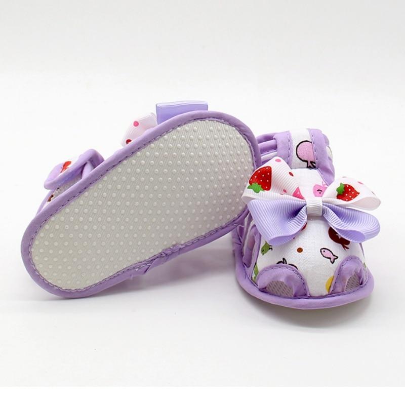 Zomer Baby Schattig Boog Schoenen Maat Kinderen Baby Meisjes Sandalen - Baby schoentjes - Foto 2