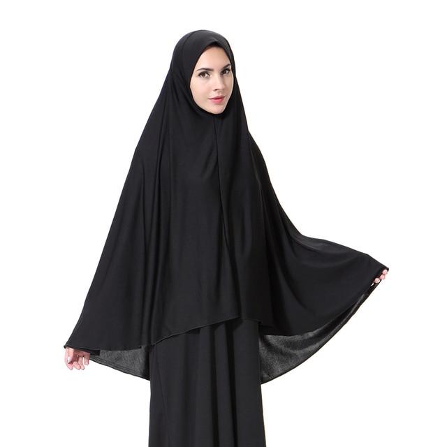 Moslemisches Hijab Niqaab Islamischen Hijab Schal Frau Islam Jilbab