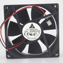 Original para ventilador de refrigeração axial delta ultraleve, 2 fios de 9225 v 0.60a