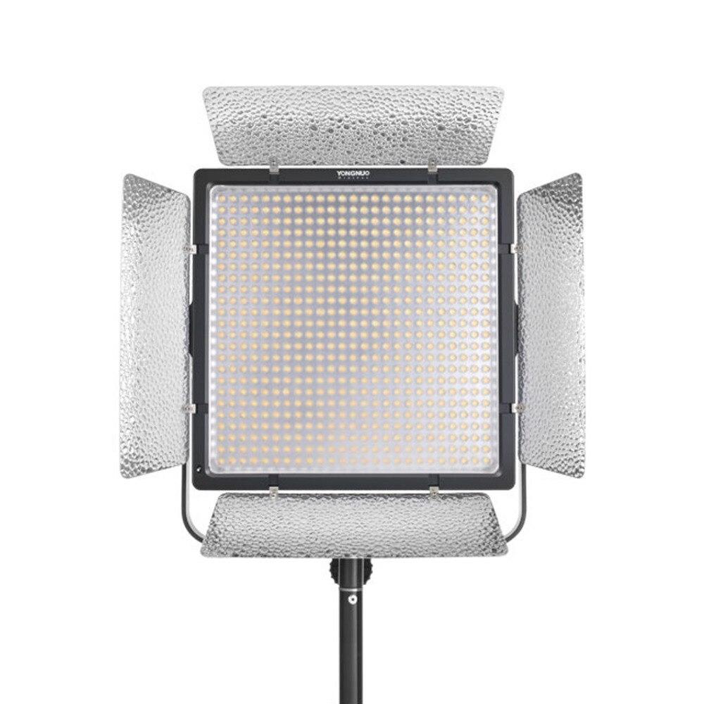Yongnuo double couleur YN860 3200-5500 K LED anneau lumière pour Selfie beauté maquillage