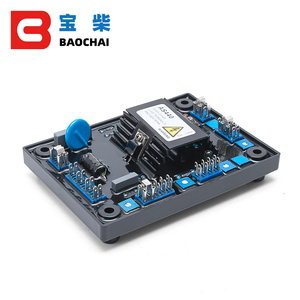 Image 2 - Regulador de voltaje monofásico AS440, alternador universal ac diesel AVR, módulo estabilizador de controlador de energía eléctrica