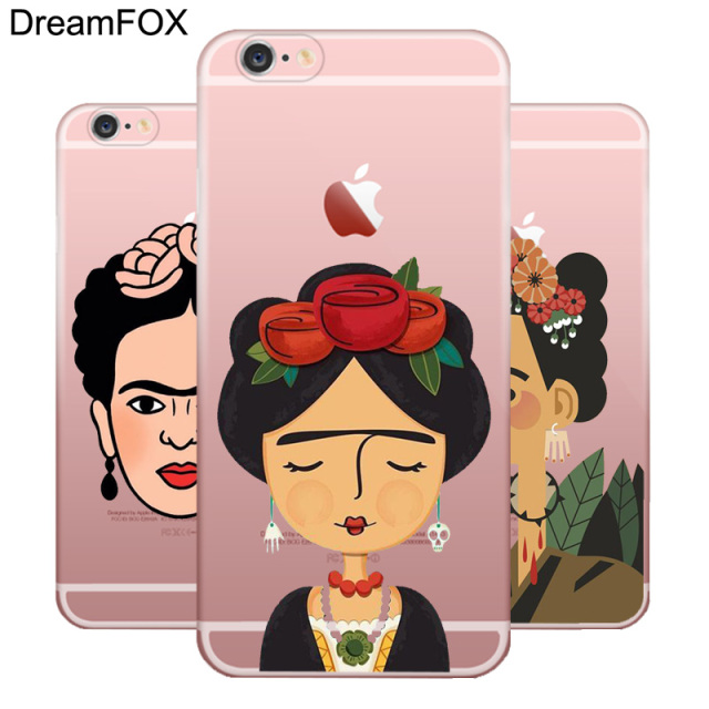 coque iphone 6 frida kahlo