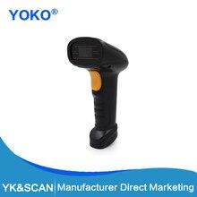 Low price 1D Laser Bar code Reader YK-910 USB Free shipping