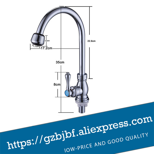 High quality plastic ABS kitchen plastic bottle faucet china-in ...