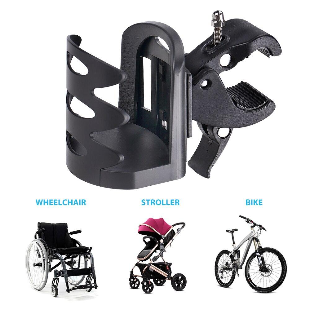 Aktiv Fahrrad Flasche Halter Für Baby Kinderwagen Fahrrad Rollstuhl Walker Outdoor Radfahren Getränke Wasser Trinken Tasse Halter Käfig Auto Styling Mit Dem Besten Service