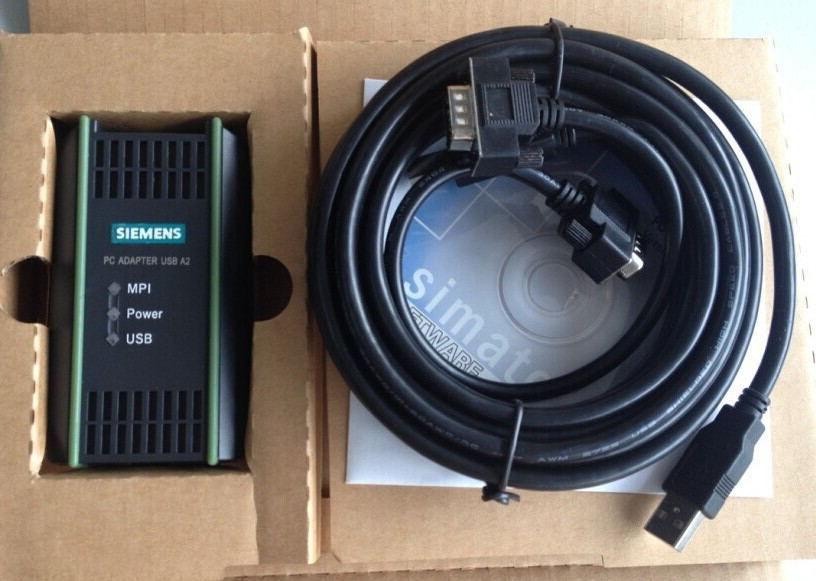 Cáp lập trình PC-MPI+ tương thích 6ES7972-0CA23-0XA0 cho Siemens S7 300/400 PLC