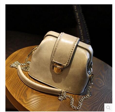 Здесь можно купить   genuine leather vintage doctor women shoulder bag cross-body bag fashion greased leather handbag  Камера и Сумки