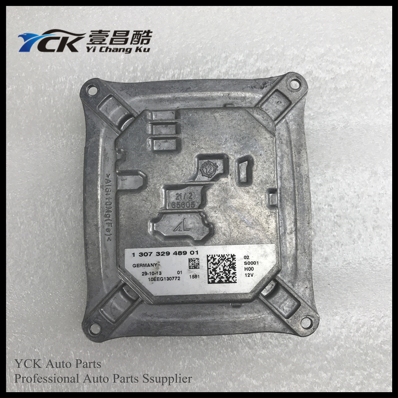 1PC YCK Original LED Driver Module LED DRL Electronic Card 130732948901 1 307 329 489 01 (Genuine and Used)