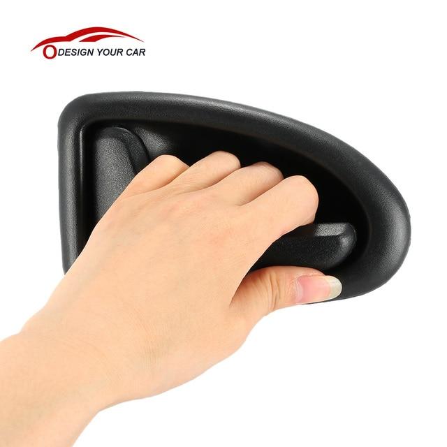 car door handle hand. Perfect Car SIA0029 Left Black Car Interior Door Knob Hand Grip Handle  For Inside