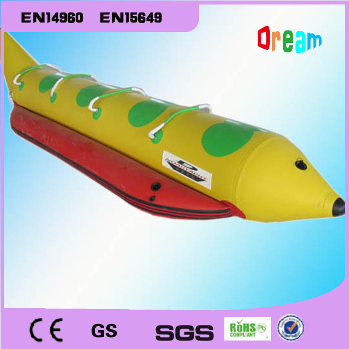 ФОТО free shipping!4 seats water quality casual boat banana boat inflatable boat assault boats raffling for sale