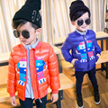 Winter Children Jackets For Boys 4-13 years Warm Down Coat Clothing Fashion Winter Outwear Thicken Winter Jackets
