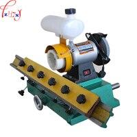 Bench straight edge grinder machine MF206 straight blade woodworking knife sharpening machine 220V 0.56KW