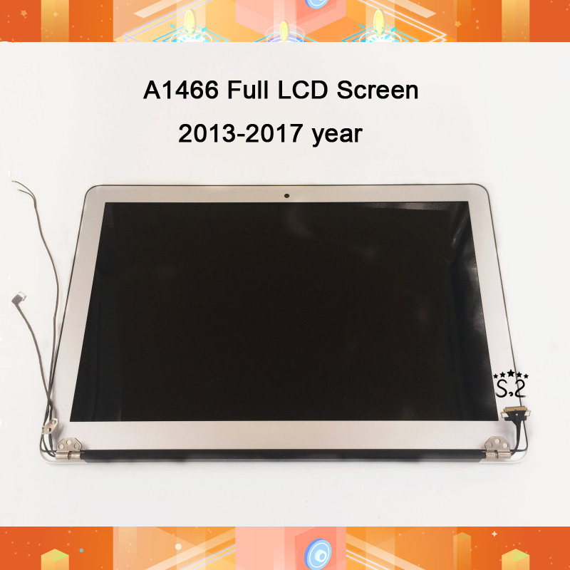 """Genuine New A1466 LCD LED Screen Display Assembly for MacBook Air 13"""" A1466 LCD Display Assembly 2013 to 2017 Year(China)"""