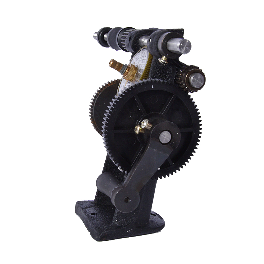 Manual Hand Coil Winding Machine Winder NZ-5 Dual Purpose Manual Coil Winder