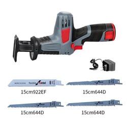 2000 mAh 12 V litowo szablasta piły szablaste elektryczne nożyce do strzyżenia włosów wielu narzędzi elektryczny wielofunkcyjny piła
