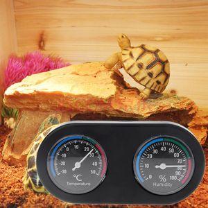 Reptile Tank Thermometer Hygro