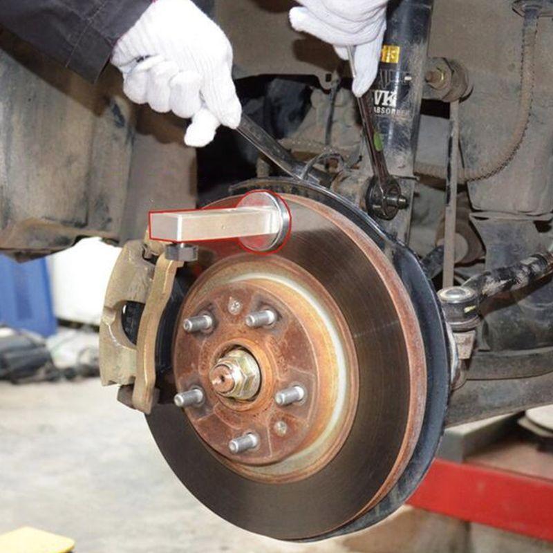 Adjustable Magnetic Camber Castor Strut Wheel Alignment Gauge Tool Four Wheel Positioner