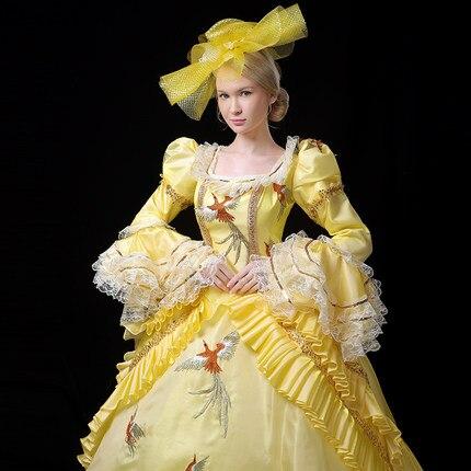 Femmes Renaissance Victorienne Médiévale Gothique Robes Longues Pour Halloween robes de bal Costumes Gothique robes de soirée Lolita