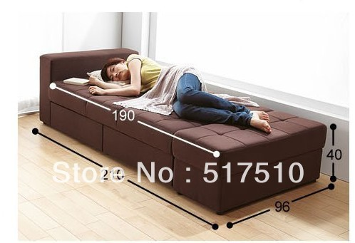 Beau Sofa Bed, Sofa Cloth Magic, Changeable Sofa