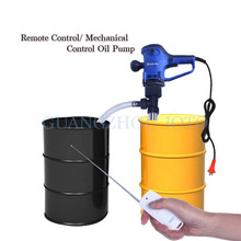 Strong Corrosive Liquids Non-explosion Proof 1600W Gear Drive Portable Electrical Oil Suction Oil Pump 220V PVDF Oil Barrel Pump yingtouman portable oil