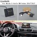Lyudмила для Mazda 3 Mazda3 Axela BM Sedan 2014 ~ 2018/комплекты автомобильных камер заднего вида/RCA и совместимый оригинальный экран