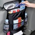Сумки обед окно Автоматический Тепловой Утолщенной многофункциональный большая емкость автокресло Организатор сумка-Холодильник ALB390