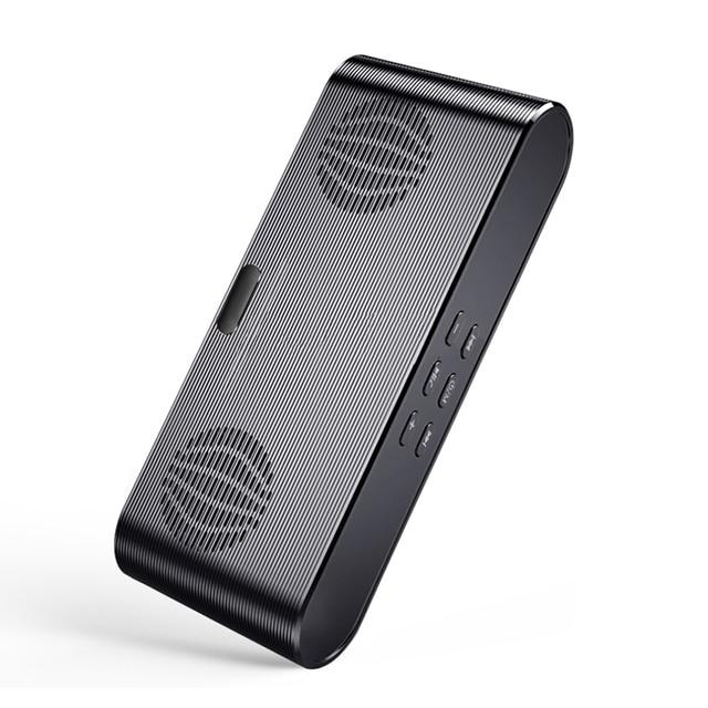 Mini altavoz portátil Bluetooth TF USB al aire libre móvil potencia Super bajo sonido Subwoofer altavoz para ordenador de teléfono