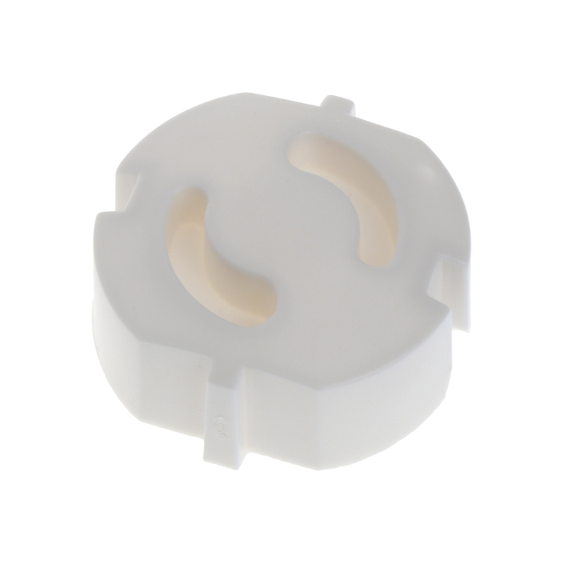 Safety 10pcs EN Baby Safety Plug Socket Cover Protective Child Safety Plug Guard 2 Hole