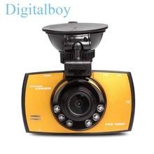 Car Dvrs Car Camera Recorder With 16G Card Novatek 96220 2.7 Inch 140 Degree 1080P Video Registrator Camcorder Dash Cam