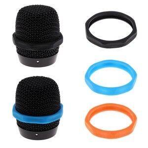 5 шт. противоскользящее защитное кольцо для микрофона Силиконовое кольцо для беспроводного микрофона ударное крепление